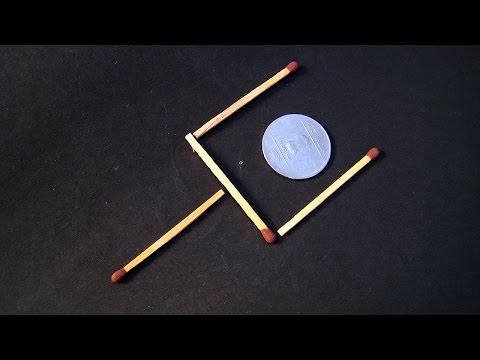 Easy Matchstick Puzzle