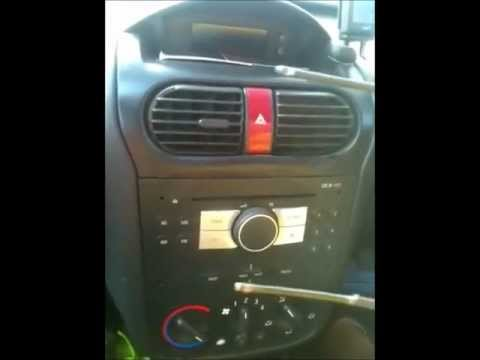 How To Remove The Factory Fitted Stereo From Holden