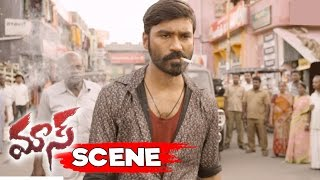 Dhanush Returns From Jail and Warns Mime Gopi Gang || Maari Movie Scenes