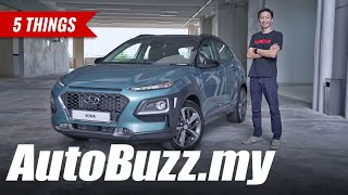 Hyundai Kona 2.0 and 1.6 Turbo, 5 Things - AutoBuzz.my