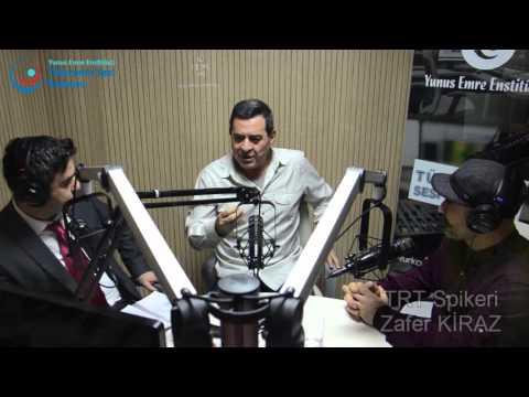 TRT Spikeri Zafer Kiraz Türkçenin Sesindeydi
