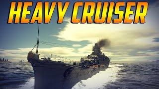 War Thunder - Heavy Cruiser