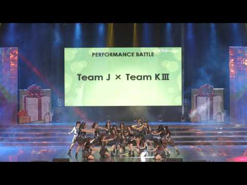 JKT48 3rd Anniversary Concert Team Battle JKT48 Team KIII - RIVER