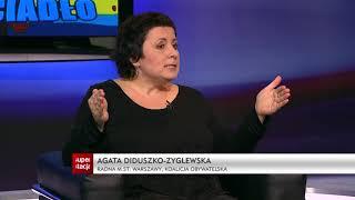 Krzywe Zwierciadło -  Agata Diduszko-Zyglewska - 24.11.2018