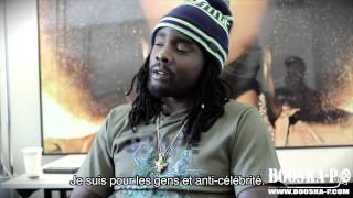 "Wale - The Gifted : ""Kanye West didn't save the world !"" [Interview]"