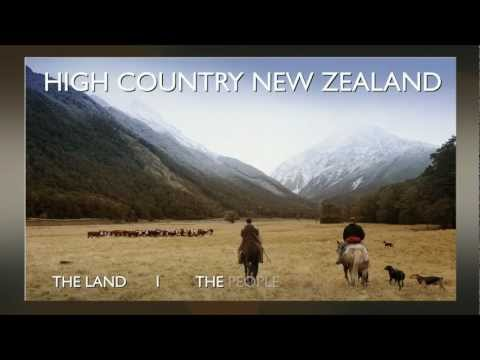 High Country of New Zealand - Te Papa Press