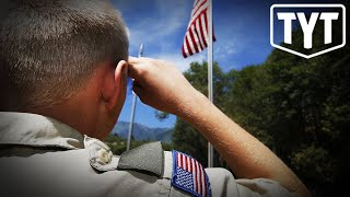 Boy Scouts Losing Religious Support