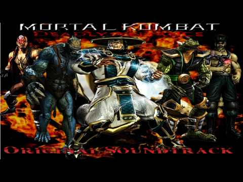 Mortal Kombat: Deadly Alliance Soundtrack  Quan Chis Fortress