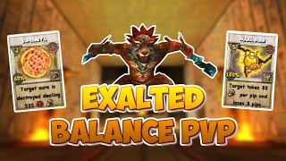 Wizard101: Exalted Balance PvP #12 -Squad Match-