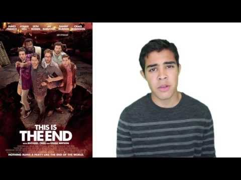 this is the end movie review
