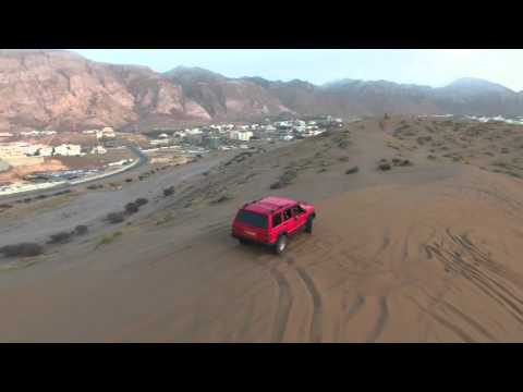 Bausher Sand Dunes Adventure | Muscat - Oman | 4K Ultra HD | رمال بوشر | سلطنة عمان | عالي الدقة