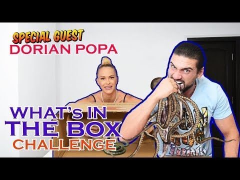 WHAT'S IN THE BOX CHALLENGE cu DORIAN POPA
