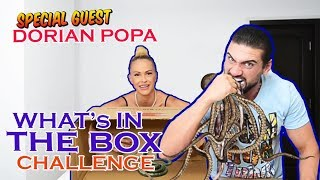 WHAT'S IN THE BOX CHALLENGE cu DORIAN POPA (Ep.5)