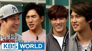 Cool Kiz on the Block | 우리동네 예체능 - Punching Contest and the Second Official Match (2015.11.17)