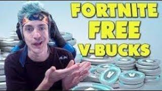 Comment gagner gratuitement V-bucks pour Fortnite