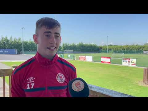 INTERVIEW | Darragh Burns On FAI Cup, Run In The Team & Playing In Front Of Fans Again