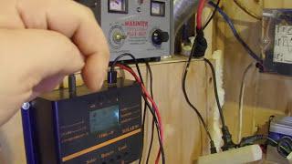 видео Ремонт мотокосы Husqvarna 128R   потеря мощности