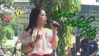 GERIMIS MELANDA HATI, VOCAL LILIN HERLINA