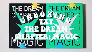 Baixar unboxing txt (tomorrow by together) ❝the dream chapter: magic❞ (arcadia & sanctuary versions)