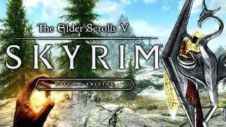 The Elder Scrolls V: Skyrim Special Edition (HD 1080p) - Обзор. Начало игры
