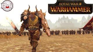 Chaos vs Stunties - Total War Warhammer Online Battle 120