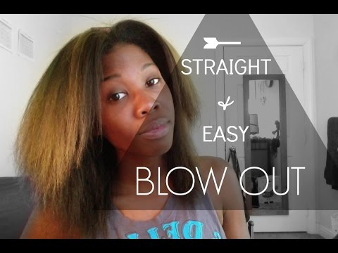 how-i-blow-dry-my-natural-hair-|-in-depth