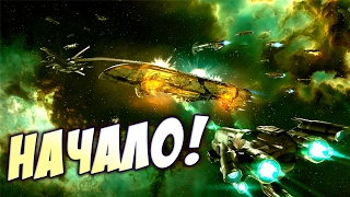 EVE Online спустя 13 лет! Космическая ММО игра! Обзор от Римаса