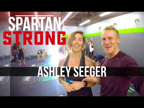 Spartan Strong Ep. 3 | Ashley Seeger Interview