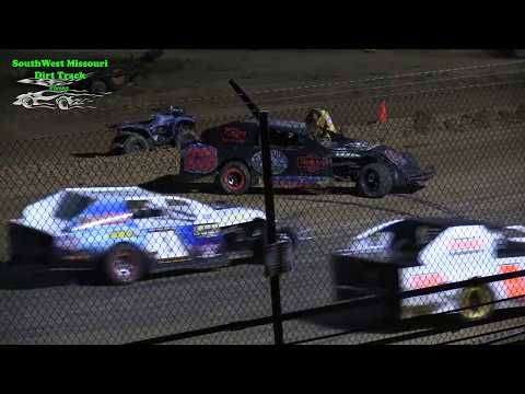 Midwest Modifieds Feature Race - @ Lebanon Midway Speedway 5-11-2018