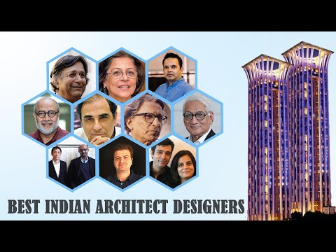 Best Architect Designers In India With Their Work | Top Architects In India