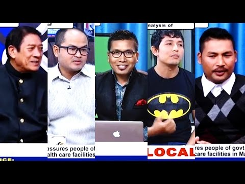 TEAM 'HOO'- A MANIPURI FILM Manung Hutna 05 November 2016