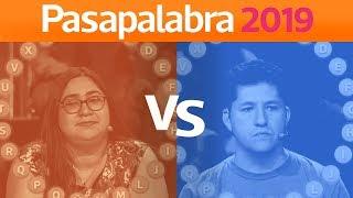 Pasapalabra | Loreto Rodríguez vs Juan Ilabaca