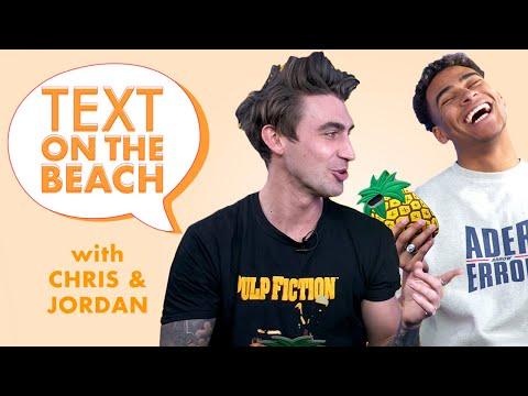Ex Islanders Chris Taylor And Jordan Hames Do Hilarious Love Island Impressions | Cosmopolitan UK