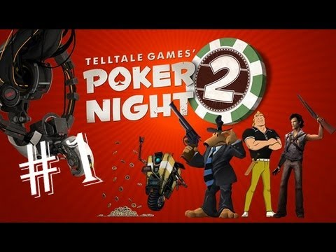 Get out 2 poker night walkthrough