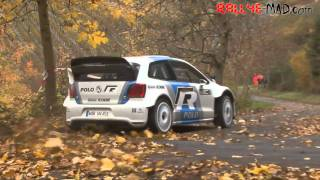 VW Polo R WRC Test - Day 2 / 2011 [HD]