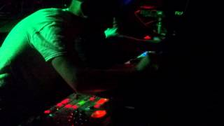 Sycorax, live set @ 285 Kent, bklyn. May 31 2012. 2/2