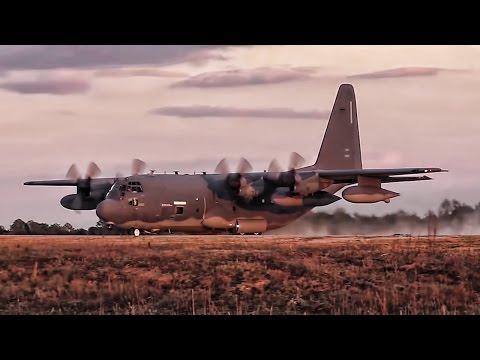 HC-130 Hercules Dirt