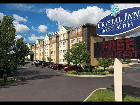 Crystal Inn Hotel & Suites - Midvalley - Murray Hotels, Utah