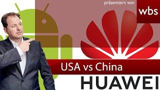 Huawei Handys bald ohne Google Android Updates - Welche Rechte habt ihr?