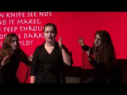 Macbeth Act1 - Day Middle School - Fall 2017