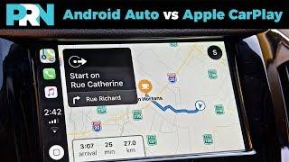 Android Auto vs Apple CarPlay | TestDrive Showdown