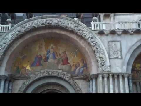 St Marks Basilica- Venice