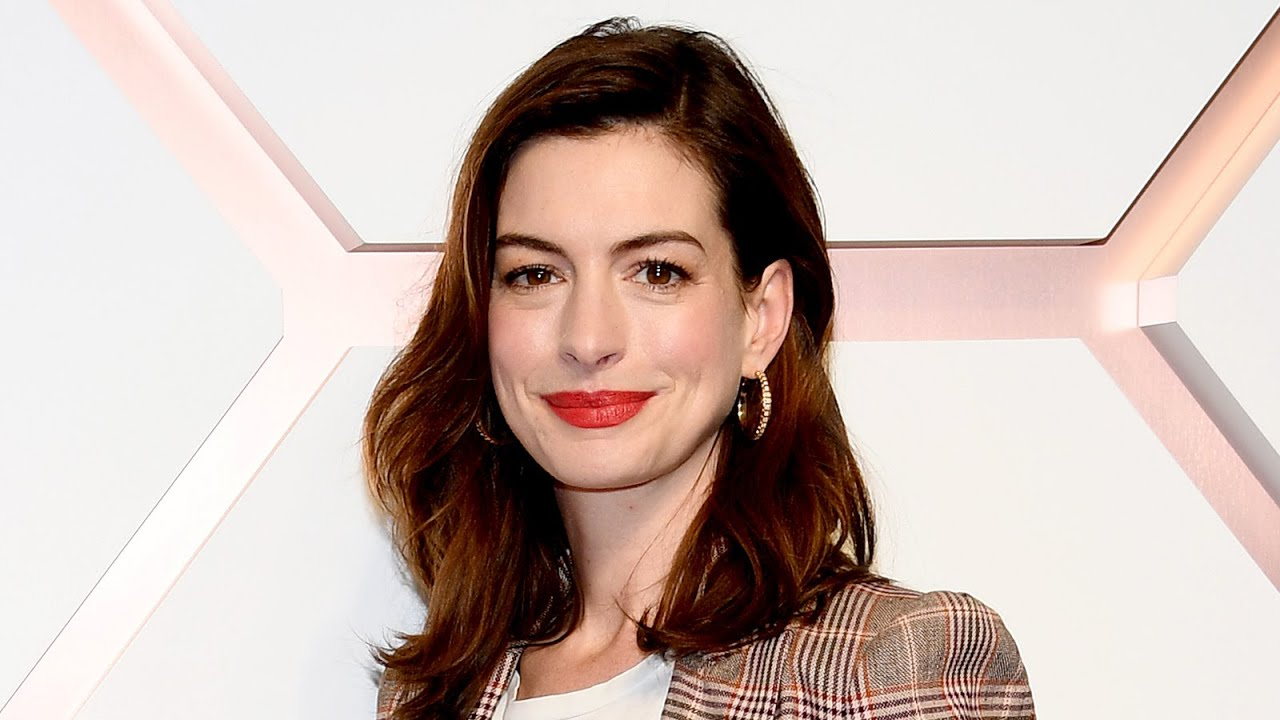 Anne Hathaway's Final Hangover Before She Quit Drinking 'Lasted For 5 Days'   Access