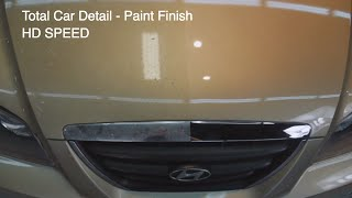 Total Car Detail - The Paint Finish HD SPEED
