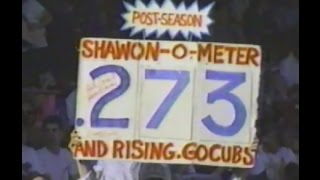 CUBS fan SNEAKS INTO 1989 SF play-offs assisted by Chicago sportscaster