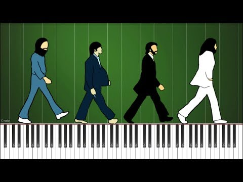 the-beatles-🎹-abbey-road-🎹-ultimate-piano-medley