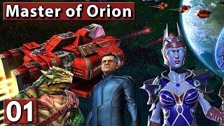 Master Of Orion DLC ► Allwissend die Galaxie erobern! #1