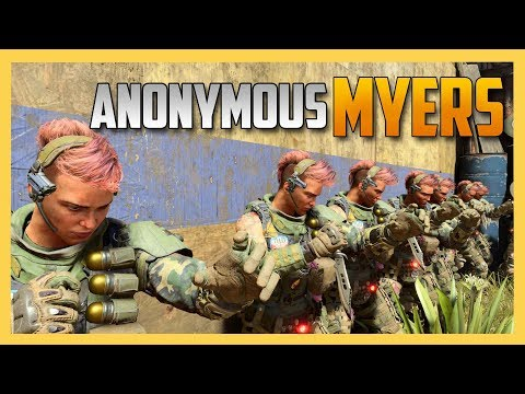 Anonymous Michael Myers in Black Ops 4! | Swiftor