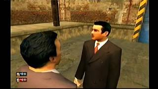 MAFIA (2002 Game) 21-06 Moonlighting - Escape (XBOX)