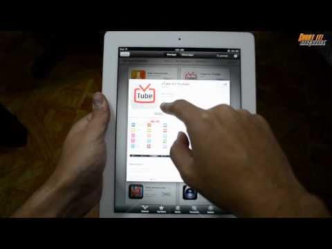 iOS6 Youtube App - vTube